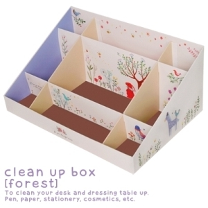 clean up box ver.1 - forest