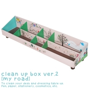 Clean-up box ver.2 - my road